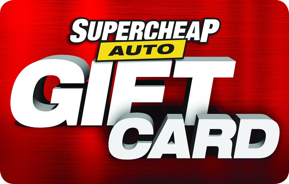 SUPERCHEAP AUTO Gift Card $50
