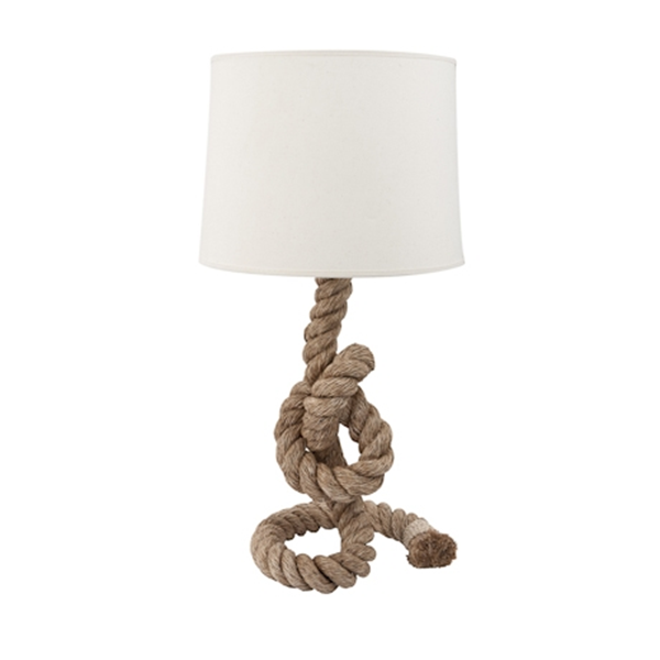 Freedom Pier Rope 82Cm Table Lamp