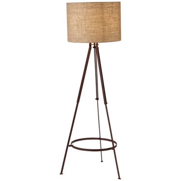 Freedom Horden Tripod Floor Lamp