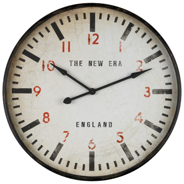 Freedom New Era 91Cm Clock