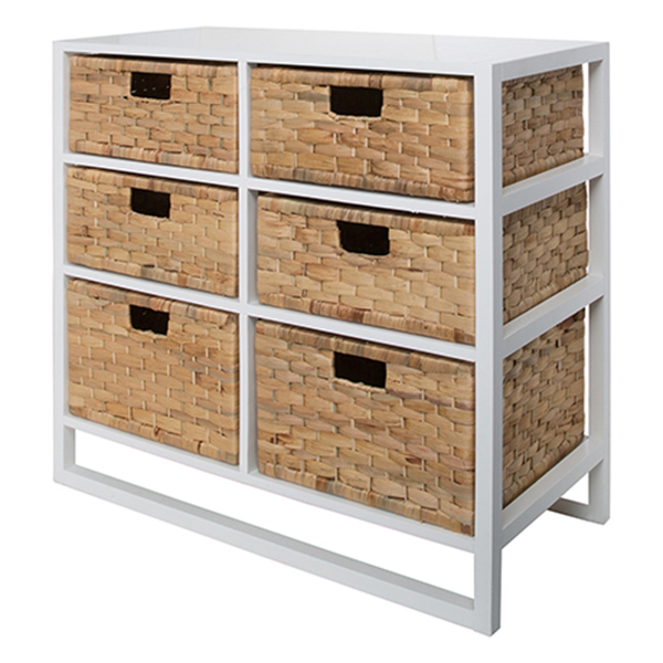 Freedom Halong 6 Drawer Storage Unit